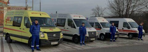 Транспортировка лежачих больных в Москве